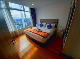 Vortex Suites at KLCC Area, hotel in Kuala Lumpur