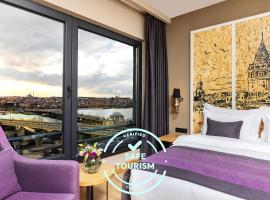 The Halich Hotel Istanbul Karakoy, accessible hotel in Istanbul
