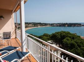 Apartamento con fantásticas vistas en S'Agaro, apartment in Sant Feliu de Guíxols