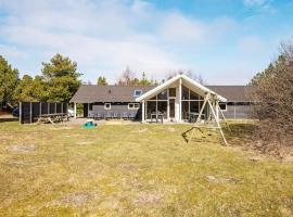 Four-Bedroom Holiday home in Rømø 2, villa in Bolilmark