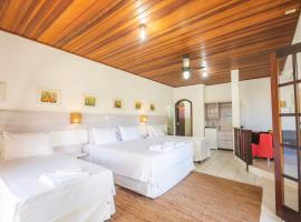 Pousada Chalé Suíço, accessible hotel in Paraty