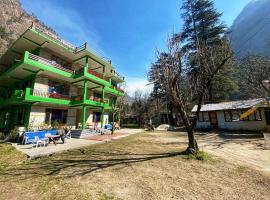 The Royal Orchard Kasol, hotel near Kullu–Manali Airport - KUU, Kasol