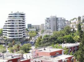 Altamar lux, apartman u Budvi