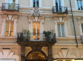 Via Garibaldi 31 Suites, bed & breakfast a Torino