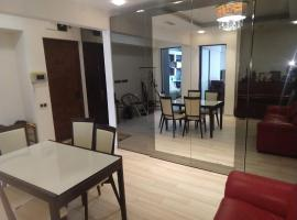 Spacios Modern-style Apartment, hotel with jacuzzis in Moscow