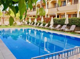Olympia Hotel, hotel in Rethymno