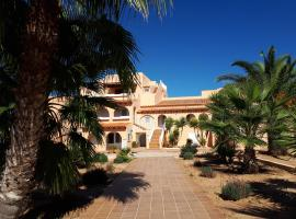 Villa Clementina, hotel vicino alla spiaggia a Es Pujols