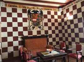 Hotel Rural Abadía de Yuste, hotel en Cuacos de Yuste