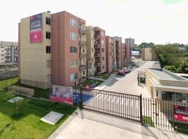 Departamentos amoblados - Santa Sofia., apartment in Concepción