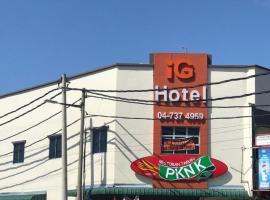iG Hotel, hotel in Alor Setar