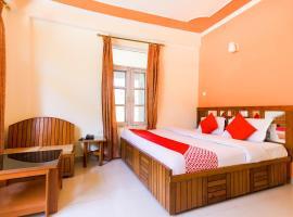 OYO 69682 Hotel Sheetal Valley、ダラムシャーラーのホテル