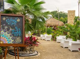 Tsaakik Jungle Hotel & Spa, hotel in Cancún