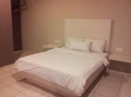 SR Inn, hostel in Simpang Renggam