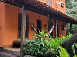 Pousada Bicho Preguiça, hotel em Trindade
