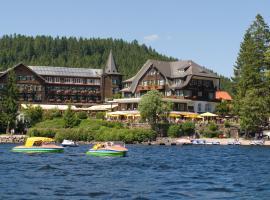 Treschers Schwarzwald Hotel, hotel in Titisee-Neustadt