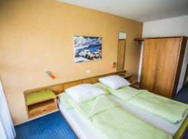 Berghotel Derby, hotel in Fiesch