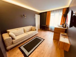 OTTO CITY Premium Suites, hotel in Ankara