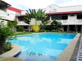 TipTop Hotel, Resto and Delishop, hotel in Panglao Island