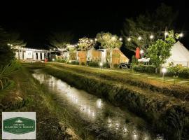 Chawee Glamping & Resort, luxury tent in Nakhon Nayok