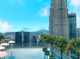 Sky Suites KLCC by Arman, hotel with pools in Kuala Lumpur