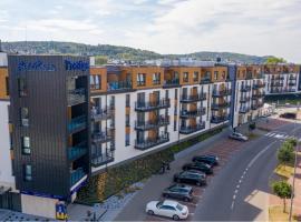 Bel Mare Resort Apartament 417, hotel with jacuzzis in Międzyzdroje