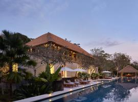 Aman Villas at Nusa Dua, отель в Нуса-Дуа