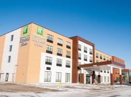 Holiday Inn Express & Suites - Edmonton N - St. Albert, an IHG Hotel, hotel near West Edmonton Mall, St. Albert