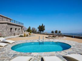 Irma Villa, hotel with pools in Heraklio Town