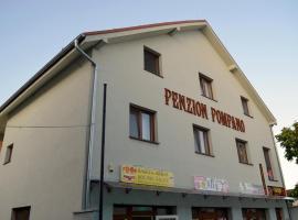 Penzion Pompano, hotel near Železničná Stanica Leopoldov, Hlohovec