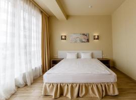Central Inn Conference Hotel, отель в Ставрополе
