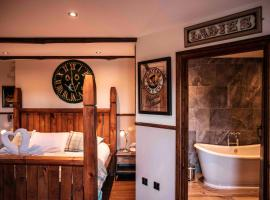 South Causey Inn, hotel near Beamish Museum, Stanley