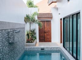 Poonsiri Varich Pool Villa Aonang, villa in Ao Nang Beach