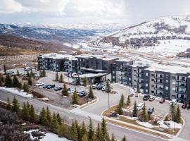 Black Rock Mountain Resort, hotel in Park City