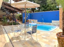 VELINN Pousada Praia do Perequê, family hotel in Ilhabela