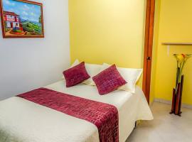 Hotel Araucarias By Rotamundos, hotel in Guatapé