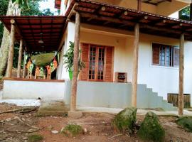 Vivenda Cravo&Canela, family hotel in Abraão
