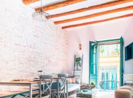 Apartamento acogedor y exclusivo de Eva, apartment in Sant Feliu de Guíxols