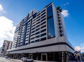 Edifício Time - Apto 607, hotel with jacuzzis in Maceió