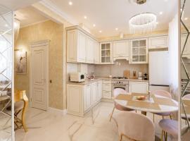 Apart39 VIP в старом городе, apartment in Kaliningrad