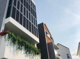 UHome@Saigon, hotel in Xóm Ðội Bảy Ti