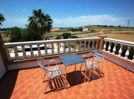 Lofts sin cocina con A C, garaje y terraza, hotel en Conil de la Frontera