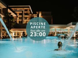 Hotel Terme Venezia, hotel with jacuzzis in Abano Terme