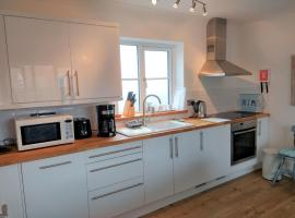 AnchorageWells Harbour Apartment, hotel near Holkham Hall, Wells next the Sea
