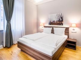 Living-World, hotel in Heidelberg