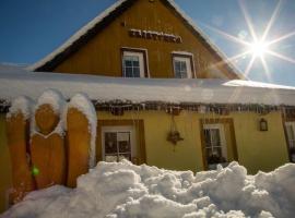 Roubenka Kristýnka, guest house in Pec pod Sněžkou