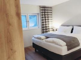Pension fein & sein, hotell i Schwarzsee