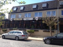 Hotel Calenberger Hof, отель в городе Веннигзен