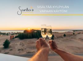 Santa's Resort & Spa Hotel Sani, hotelli Kalajoella