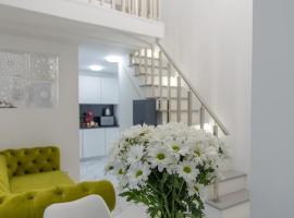 Двухуровневые апартаменты, serviced apartment in Sochi