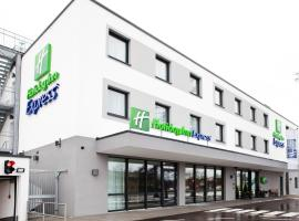 Holiday Inn Express Munich - Olympiapark, an IHG hotel, hotel in Munich